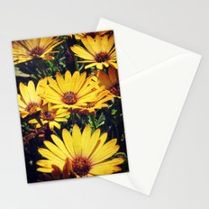 Flower Power 4 Stationery Cards