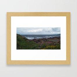 Westray Firth Framed Art Print