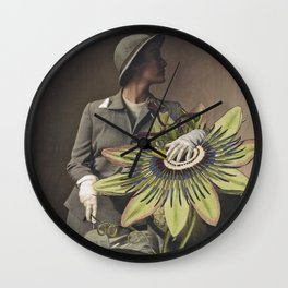 A Passion For Travel Wall Clock