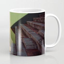 Distorsion Tennis Coffee Mug