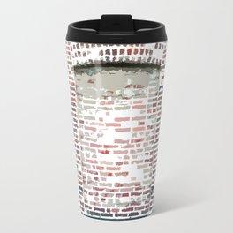 Brick Art Travel Mug
