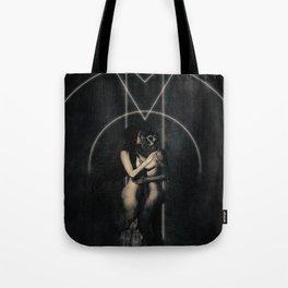 Love thy devil Tote Bag