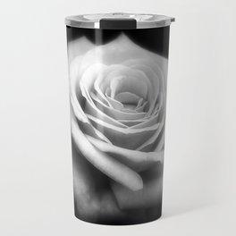 Pink Roses in Anzures 4 Dark Travel Mug