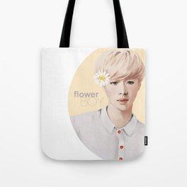 Flower Boy - Lay Tote Bag