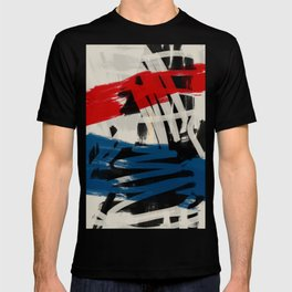 French Expressionist Abstract Art T-shirt