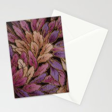 Coloured Leaves Stationery Cards