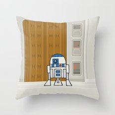 EP5 : R2D2 Throw Pillow