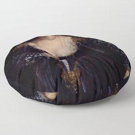 "Veronese (Paolo Caliari) ""Portrait of a Venetian Woman (La Bella Nani)"" Floor Pillow"