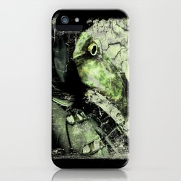 The Plague Doctor II iPhone Case