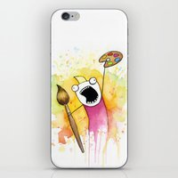 meme iPhone & iPod Skins featuring Meme by Olechka