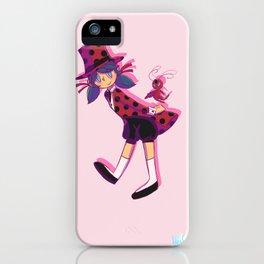 Magician Marinette iPhone Case