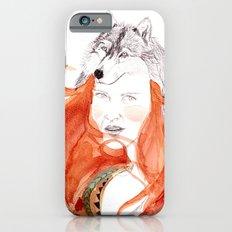 Wolf Girl iPhone 6s Slim Case