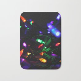 Christmas Brights Bath Mat