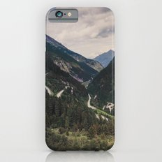 in the mountains iPhone 6s Slim Case