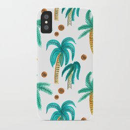 Magic Fronds iPhone Case