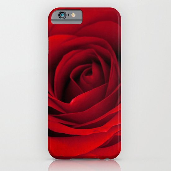 Heart of a rose  iPhone & iPod Case