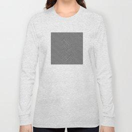 Art maze verticle Long Sleeve T-shirt