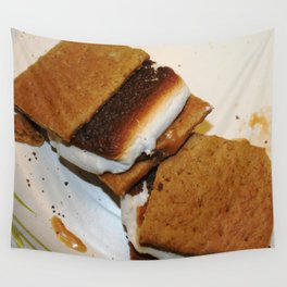 Some More Smores, Please Wall Tapestry