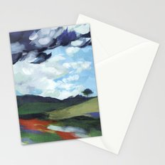 Iowa Summer Storm Stationery Cards