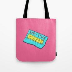 Sass-Stick Tote Bag