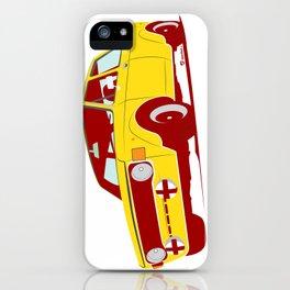 Fiat 128 iPhone Case