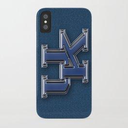 University of Kentucky iPhone Case