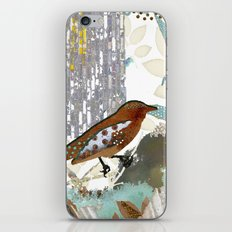The Sea Is Calling iPhone & iPod Skin