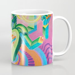 """Love AmBASSador"" by Adam France Coffee Mug"