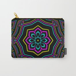 CYMK Kaleidoscope Carry-All Pouch