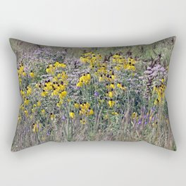 Native Prairie Rectangular Pillow