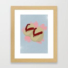 Okobo Geta 2 Framed Art Print