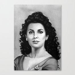 troi Canvas Print