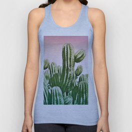 Wild Cactus from Desert Unisex Tank Top