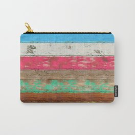 Eco Fashion Carry-All Pouch