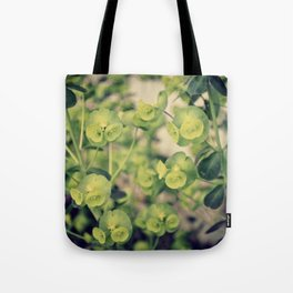 timely Tote Bag