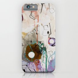 Pisces Moon, Phase 1 iPhone Case