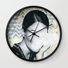 Torn 3 Wall Clock