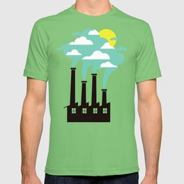 The Cloud Factory T-shirt