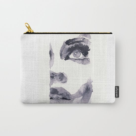 Epiphany - ink wash Carry-All Pouch