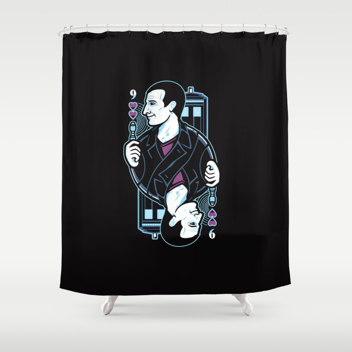 9th of Doctors Shower Curtain
