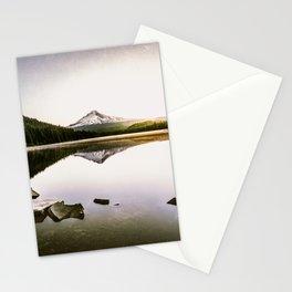 Fantastic Morning - Mount Hood Reflection Stationery Cards