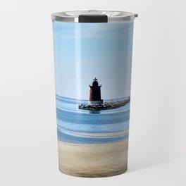 Lewes Lighthouse Travel Mug