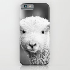 Lamb in Black and White iPhone 6s Slim Case