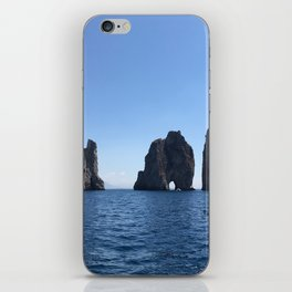 Tunnel of Love, Capri iPhone Skin