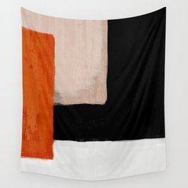 abstract minimal 14 Wall Tapestry