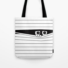 Watching. Tote Bag