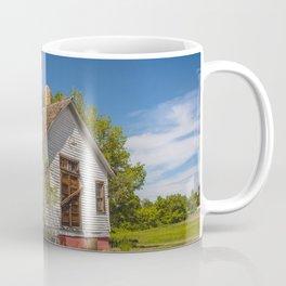 Abandoned Church, Zap, North Dakota 1 Coffee Mug