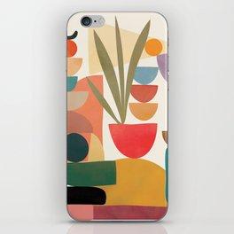 Modern Abstract Art 74 iPhone Skin