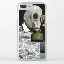Life's a Gas Clear iPhone Case
