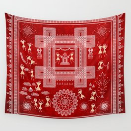 Diwali, the Festival of Lights Wall Tapestry